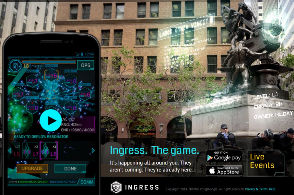 ingress-app
