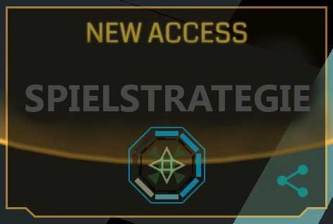 Spielstrategie-Ingress