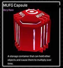 MUFG-Kapsel-Capsule