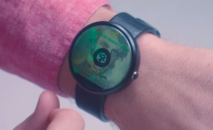 Android-Wear-Ingress-Smartwatch