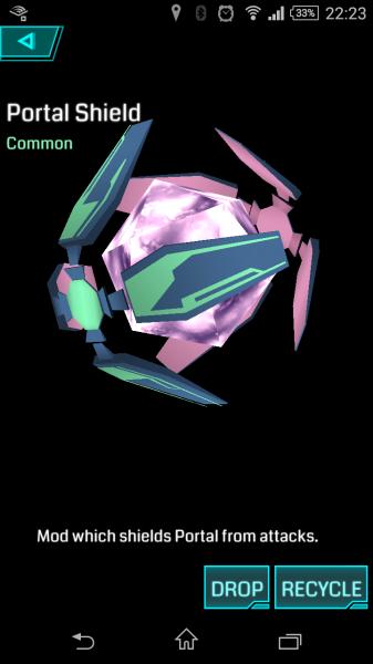 Ingress-MOD-Portal-Shield