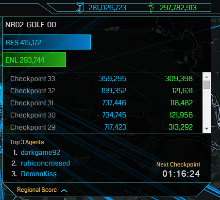 Regional-Score-Intel-Ingress-Map