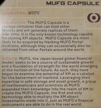 MUFG-Kapsel-Capsules-Information